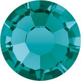 Preciosa Rivets silver - Blue Zircon 60230 (SS29 - SS34)_