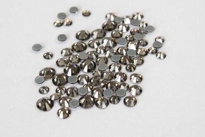 Superior Glamour hotfix steentjes - Black Diamond (SS30)
